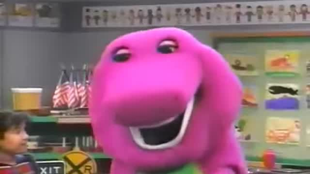 Youtube barney and friends