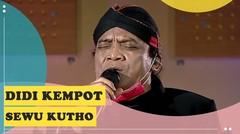 Didi Kempot - Sewu Kutho Lirik (Live Konser Amal dari Rumah)