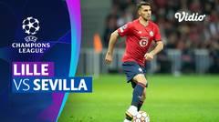 Mini Match - Lille vs Sevilla   UEFA Champions League 2021/2022