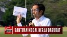 Ekonomi Semakin Turun Semasa Covid? Jokowi Bagikan Bantuan Modal Kerja Lagi!