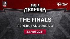 Saksikan! 24 April 2021 Perebutan Juara 3 | Piala Menpora 2021