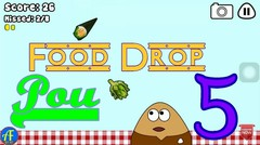 Pou Food Drop Part 5