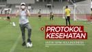 PSSI Ingatkan Pentingnya Patuhi Protokol Kesehatan untuk Sepak Bola Indonesia