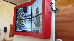 Vidio.com Booth at APMF 2016