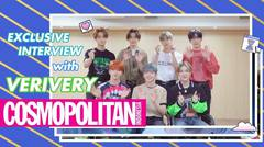"""x(ENG/INA) VERIVERY on Their Latest Single """"TRIGGER"""", Trying Rendang, and Many More"""