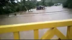 Dilanda Hujan Seharian, Mamuju Banjir
