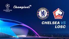 11 Dec 2019   03.00 WIB - Chelsea vs Lille - Liga Champions UEFA 2019-2020