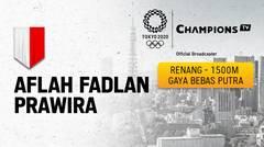 Full Match   Renang Gaya Bebas 1500m Putra Heats   Olimpiade Tokyo 2020