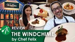 Review The WindChime, Resto Fine Dining Terbaik di Bandung