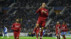 Cuplikan Pertandingan Porto vs Liverpool Leg 2 Babak Perempat Final Liga Champion - Dokter Bola