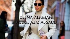 Siapakah Deena Aljuhani Abdulaziz Al Saud ?
