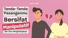 Tanda Pasangan Manipulatif