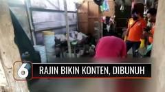 Istri Rajin Bikin Konten di Medsos Dibunuh Suaminya yang Cemburuan   Liputan 6