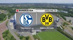 Melihat Gol Keren dari Erling Haaland Saat Borussia Dortmund Kalahkan Schalke 4-0