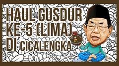 Haol Ke-5 KH. Abdurrahman Wahid (GUSDUR)