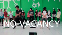 'NO VACANCY' Dance - OneRepublic (D!GO Cover) | ROLAND WIJAYA Choreography