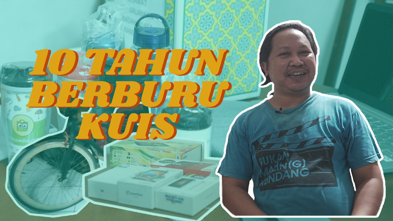 Taktik Strategis Si Pemburu Kuis