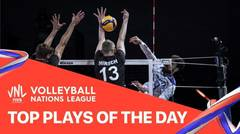 Top Plays of the Day   VNL MEN'S 21/06/2021