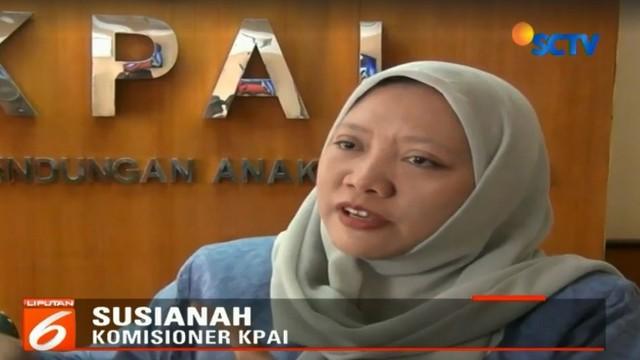 Soal Video Mesum, KPAI : Anak Jalanan Rawan Jadi Korban Sindikat