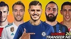 TRANSFER NEWS 2018 CONFIRMED & RUMOURS #2