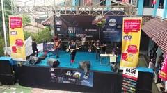 LUNA - Me Versus The World - Live at SMK Sahid Jakarta 17 Dec 2015