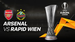 Full Match - Arsenal vs Rapid Wien I UEFA Europa League 2020/2021