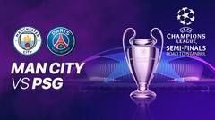 Full Match - Man City vs PSG I UEFA Champions League 2020/2021