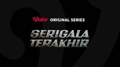 Serigala Terakhir - Vidio Original Series   2 Hari Lagi