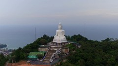 4K BIG BUDHA Thailand - ( Dji- Inspire1 RAW  Pro Single remote )
