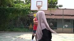 Main Basket Sampe Mau Pingsan Breng Atlet