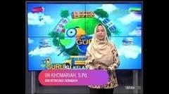 GURUku SBOTV KELAS 3 Tema - BAHASA INDONESIA - 20 November 2020