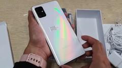 Galaxy A51, Si Smartphone Kamera 48MP Harga di Bawah 4,5 Jutaan