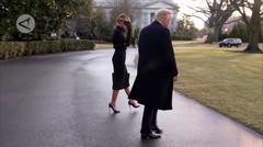 Kerja hari pertama Biden di Gedung Putih