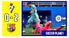Eibar vs Barcelona 0-2, Liga Spanyol 18 FEB 2018