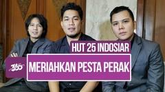 Celeb Update! Armada Band Bangga Bisa Hadir di Pesta Perak | HUT 25 Indosiar