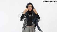 Tutorial Hijab Layer Samping Untuk Ke Pesta