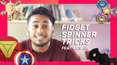 Fidget Spinner Tricks Indonesia feat. Abie Jie    BukaPaket for Him