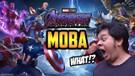 MOBA KOK AVENGERS? - TAG NEWS