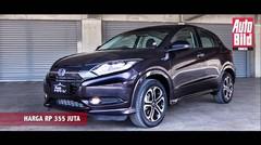 Review Awal Honda HR-V di Indonesia