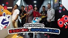 Pre Event #EXGCON19!