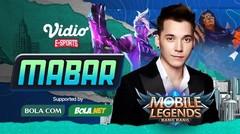 Main Bareng Mobile Legends - Stefan William - 21 Februari 2021