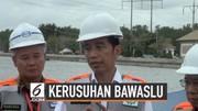 Jokowi Menanggapi Desakan Pembentukan TGPF kerusuhan Bawaslu