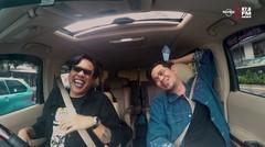 Hard Rockin Lunch Bareng Gofar & Surya di Hard Rock Cafe!
