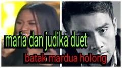 maria dan judika duet lagu batak mardua holong