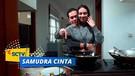 BAPER POLL! Potret Samudra dan Cinta Saat Masak di Dapur | Samudra Cinta Episode 395