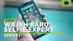 Hands-on OPPO F7 Indonesia
