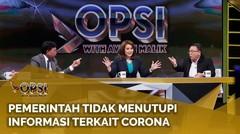 OPSI METRO TV - INDONESIA TAK BEBAS CORONA