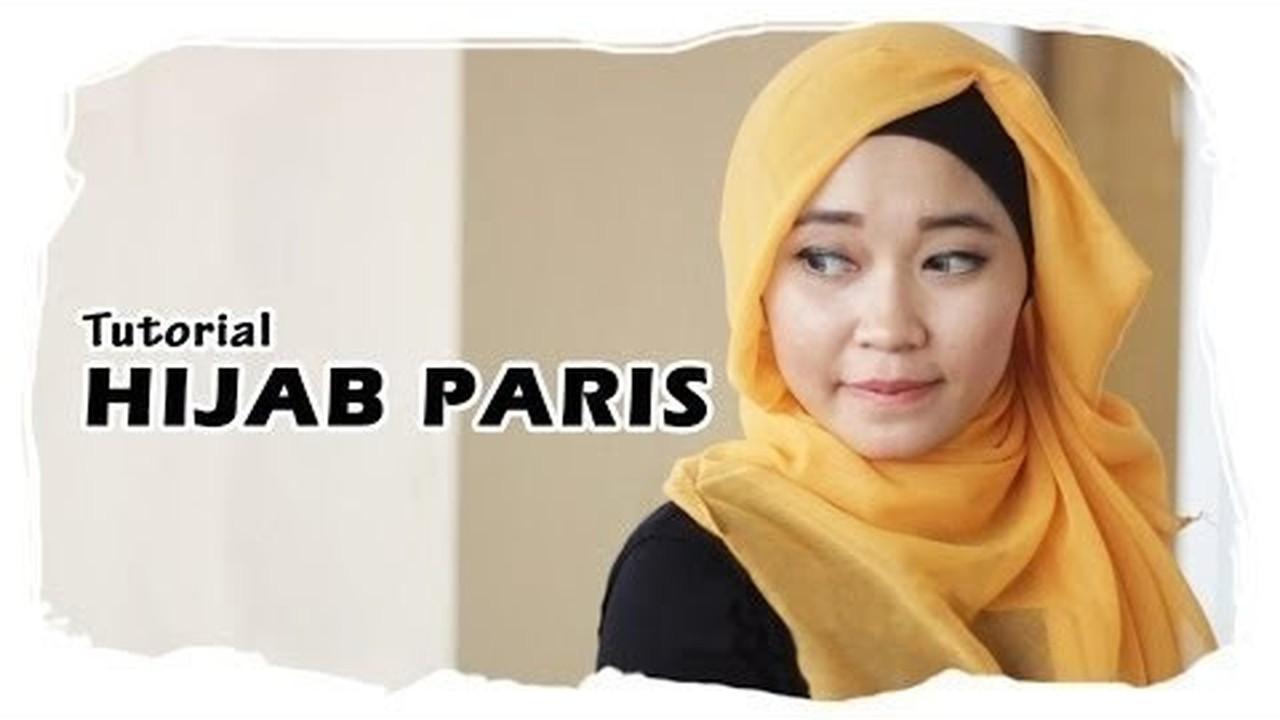 Streaming Tutorial Hijab Cara Memakai Jilbab Segi Empat Modern Yang Simple Vidio