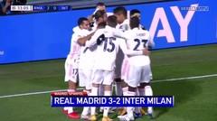 Rodrygo Tentukan Kemenangan Madrid atas Inter Milan