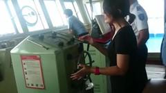 Saat Menegangkan Nyetir Kapal Ferry Pertama Kali! #MakesUeXciting